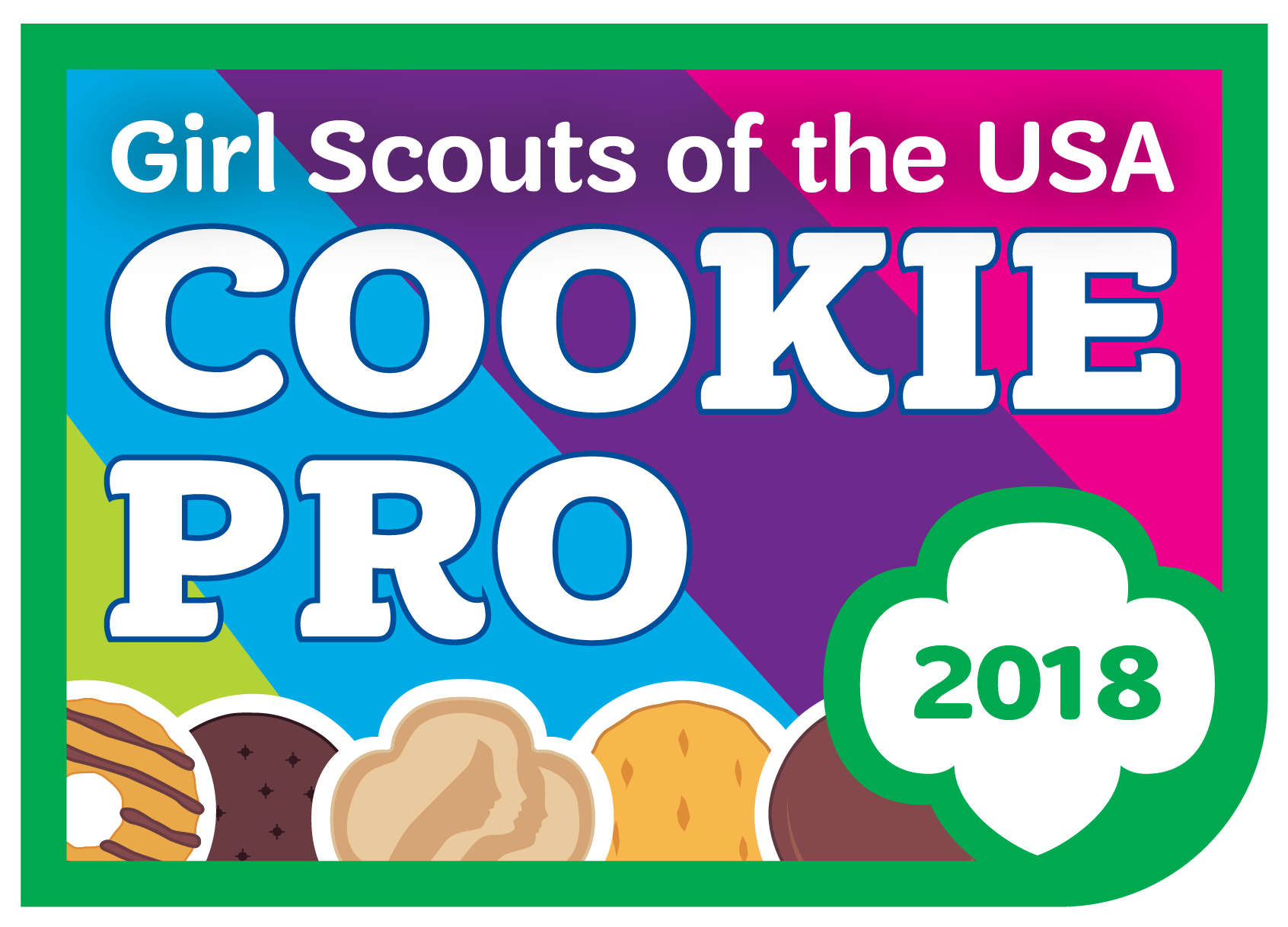 River valley girl scout cookie rewards prizes